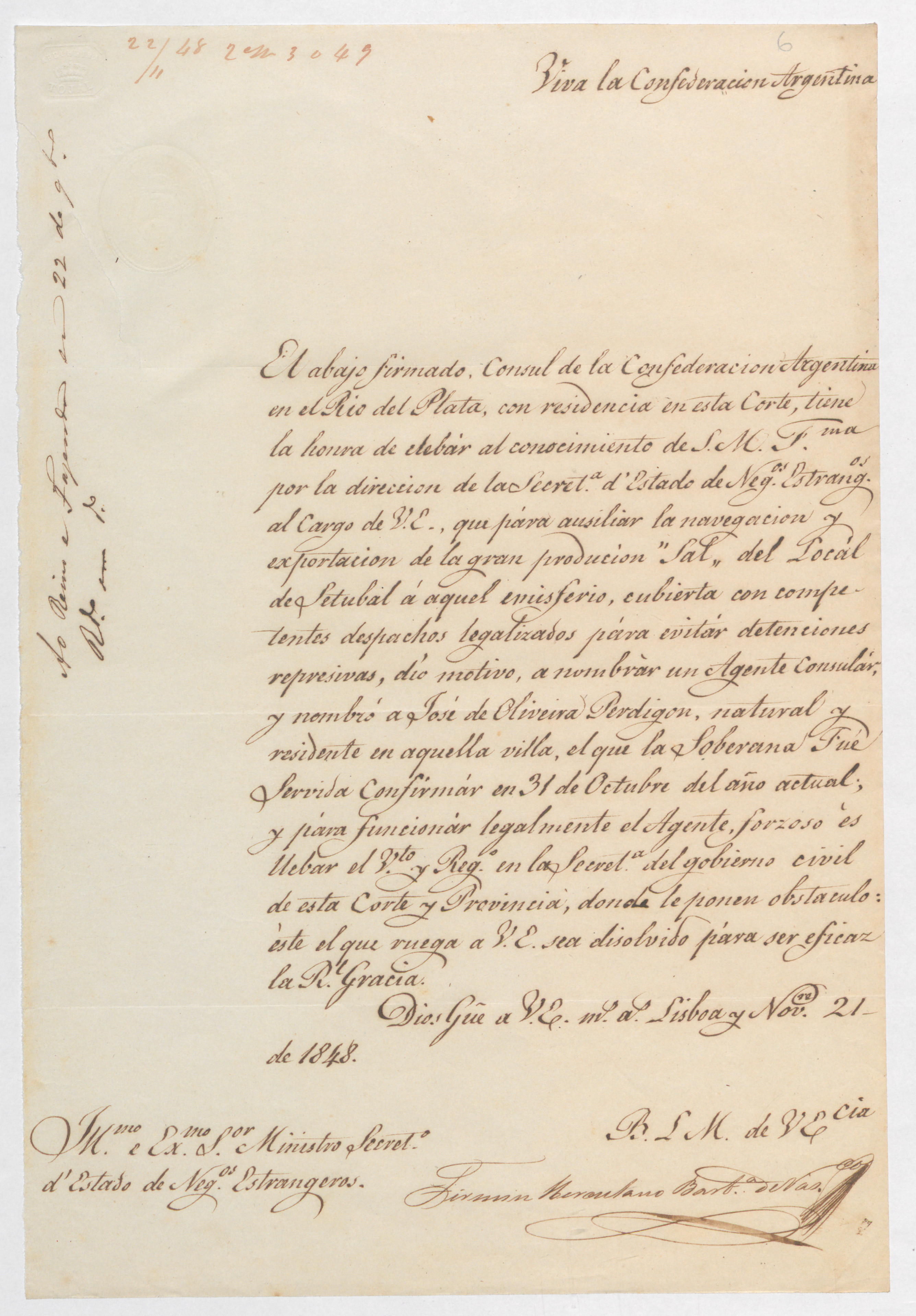 200 anos de relações Portugal Argentina